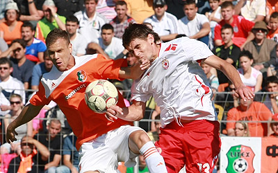 CSKA lost it's title in Lovech