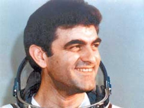 June 7th: The second Bulgarian astronaut Alexander Alexandrov goes into space