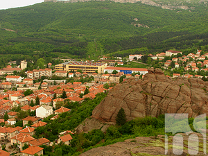 The fair in Belogradchik - officially opened