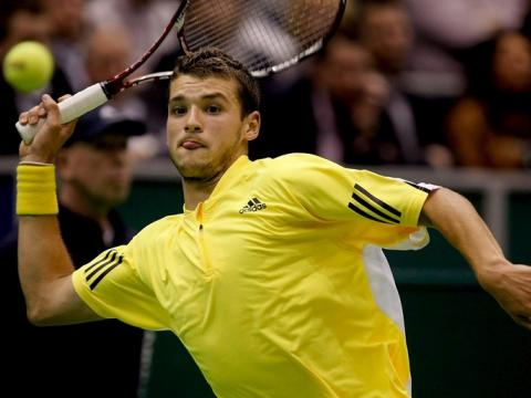 Grigor Dimitrov – the new Roger Federer?