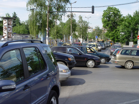Parking in Sofia - 13th most expensive capital of Europe