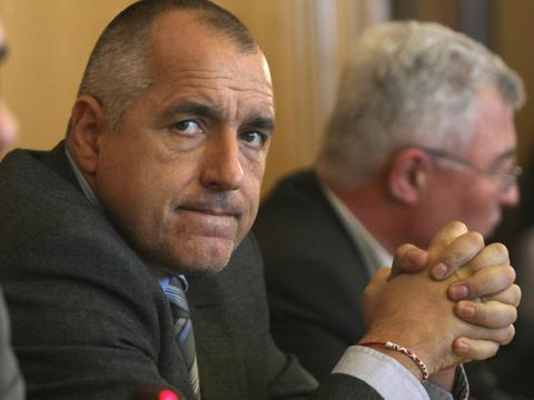 Boiko Borisov wants from Petar Dimitrov to stop the bigger projects