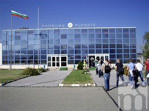 Azerbaijani investor interested in the new terminal of the Plovdiv airport