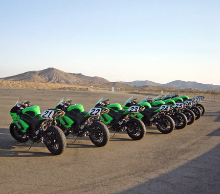 """California Superbike School"" event in Bulgaria"