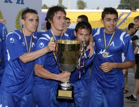 Levski against Debrecen to qualify for the Champions league