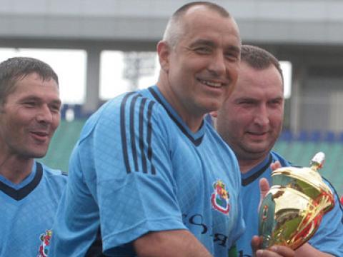 Borisov promises a new sports hall in Sofia