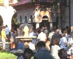 Thousands visited the Bachkovo Monastery for the Assumption of Mary
