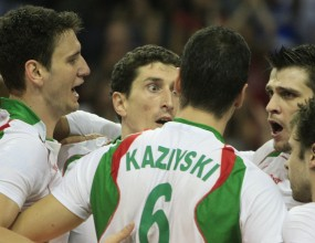 The Bulgarian volleyball team sure participants in the World league 2010
