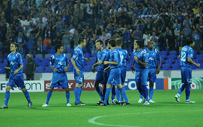 Levski defeats Metalurg with 2:0
