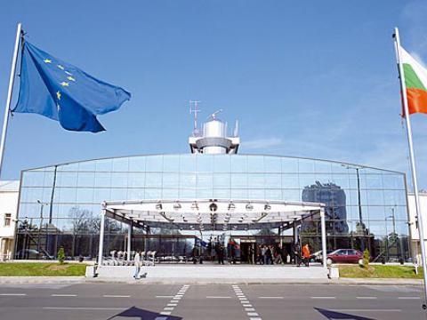Eighth air-bridge for the Sofia Airport