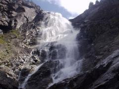Increasing interest in Skakavishki falls