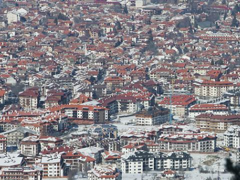Bansko and the southern Black Sea cost have the most real estate offers