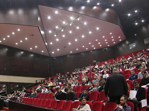 AIESEC presentations in UNWE